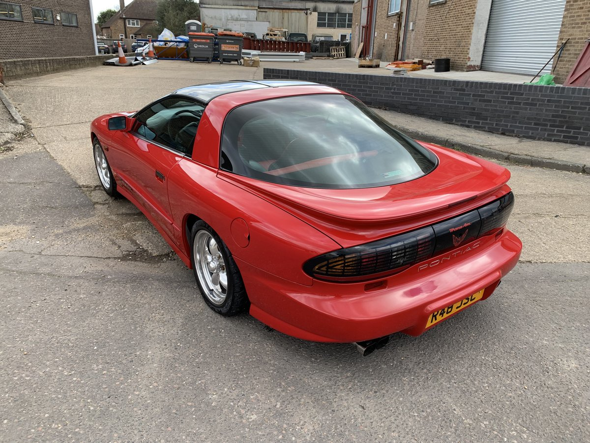 1997 trans am v8 5.7 For Sale (picture 5 of 6)