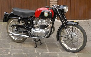 1953 Comet 175 Bicilindrica For Sale