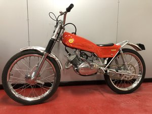 1972 MONTESA COTA 25 MINI TRIAL MINT AND RARE CLASSIC £3795 For Sale