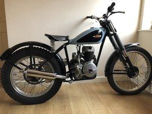 1955 DMW RIGID PRE 65 TRIALS VERY TRICK WITH V5 £4695