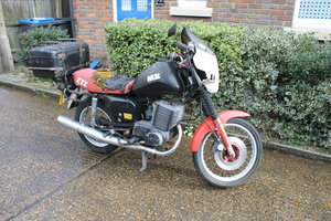 1989 Rare MZ ETZ 250 - Stored For Many Years In Collection SOLD