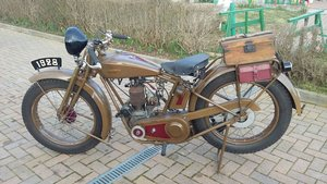 Picture of Motosacoche 350cc - 1928 SOLD