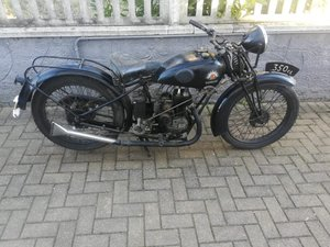 Ok Supreme 350cc -  1929 For Sale