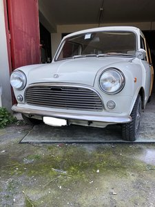 Innocenti Mini Travell 1967