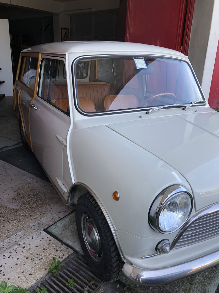Innocenti Mini Travell 1967 For Sale (picture 2 of 6)