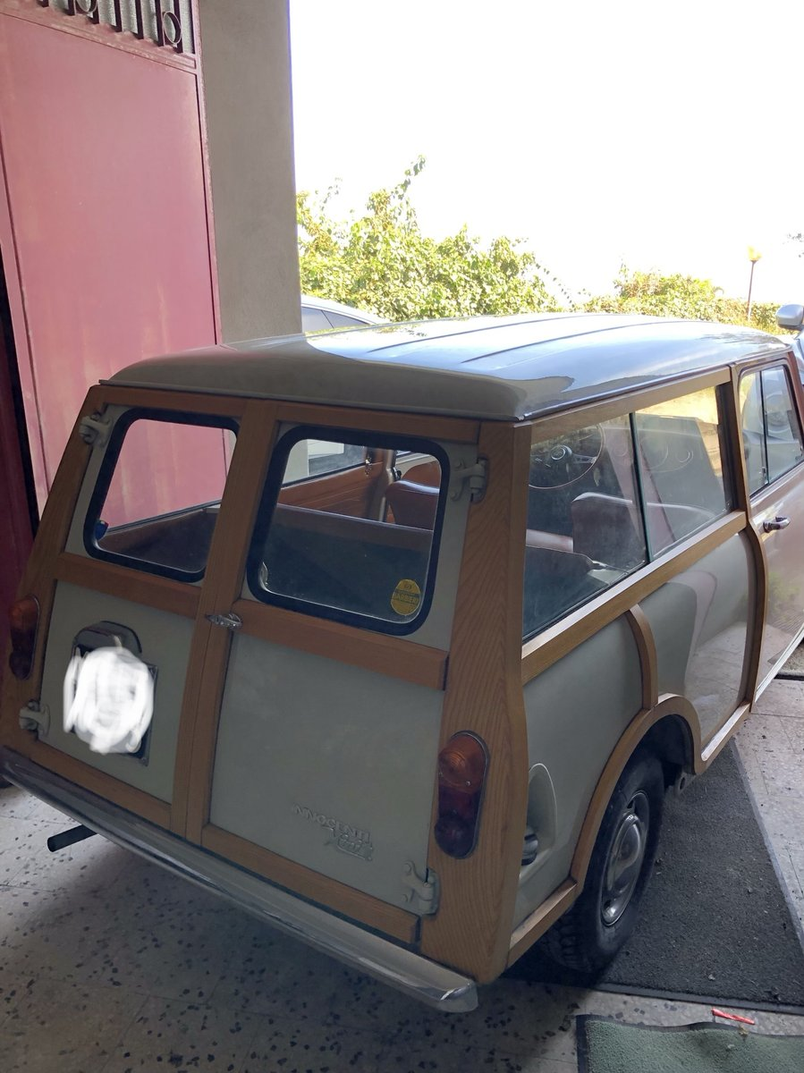 Innocenti Mini Travell 1967 For Sale (picture 3 of 6)