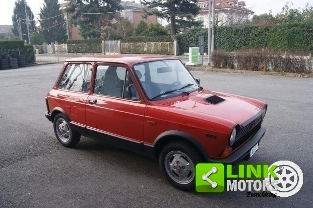 Autobianchi A112 1050 Abarth 1982 For Sale (picture 4 of 6)
