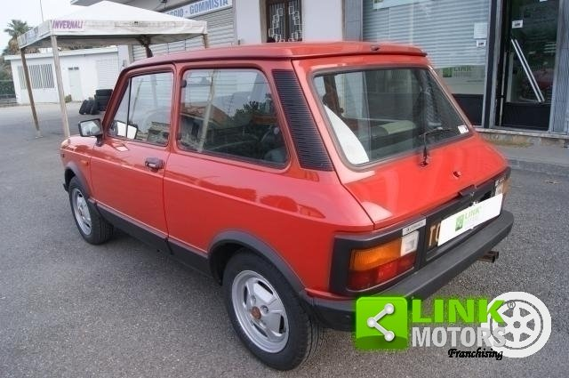 Autobianchi A112 1050 Abarth 1982 For Sale (picture 6 of 6)