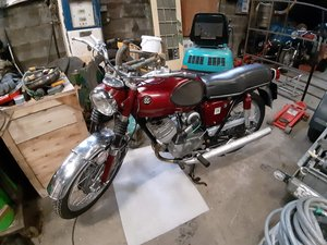 1968 For sale very collectible Bridgestone 175 For Sale