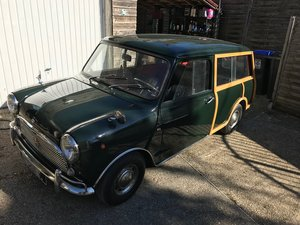 1968 woody mini 850 mk1 For Sale