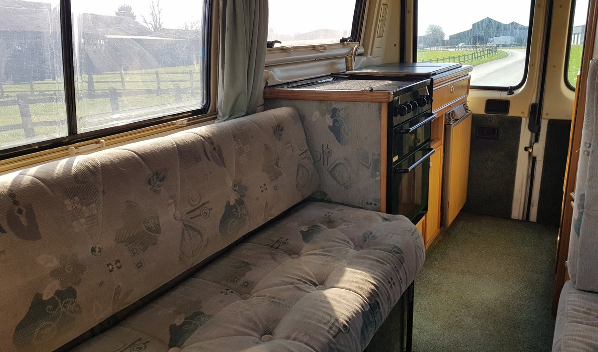 2002 AUTOSLEEPER SYMBOL - FACELIFT MODEL - 2 LTR HDI For Sale (picture 5 of 6)