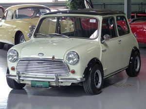 1969 Mini Cooper S MK2–the Original+Heritage Trust Certificate