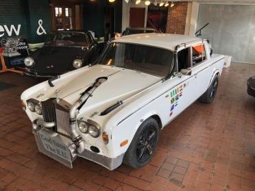 1979 Rolls-Royce = Custom 6.75 Liter Turbocharged V8 $19.9k For Sale