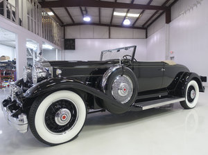 1932 Packard 903 Deluxe Eight Roadster Coupe For Sale