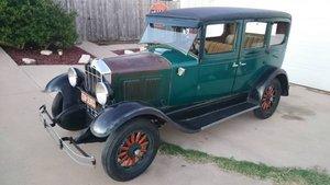 1928 Durant Four Door For Sale