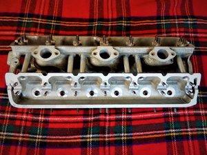AC Bristol D2 cylinder head, NOS SOLD