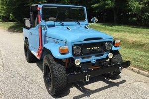 1980 Toyota FJ40 = 4x4 Convertible = Restored  For Sale