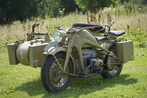 1943 Zundapp KS 750