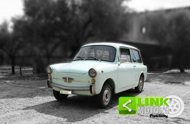 1967 Autobianchi Bianchina Panoramica - ISCRITTA ASI - BASE REST For Sale (picture 1 of 6)