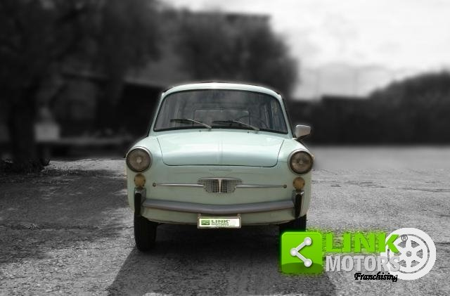 1967 Autobianchi Bianchina Panoramica - ISCRITTA ASI - BASE REST For Sale (picture 4 of 6)
