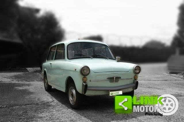 1967 Autobianchi Bianchina Panoramica - ISCRITTA ASI - BASE REST For Sale (picture 5 of 6)