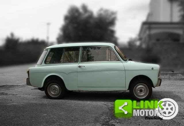 1967 Autobianchi Bianchina Panoramica - ISCRITTA ASI - BASE REST For Sale (picture 6 of 6)