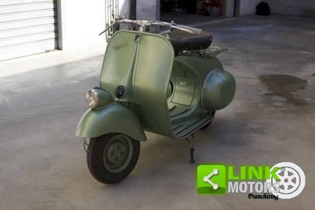 1952 PIAGGIO VESPA 125 V31T For Sale (picture 3 of 6)
