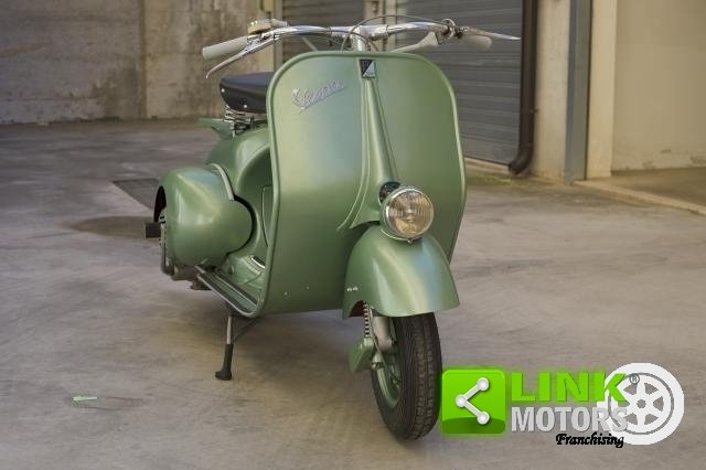 1952 PIAGGIO VESPA 125 V31T For Sale (picture 4 of 6)