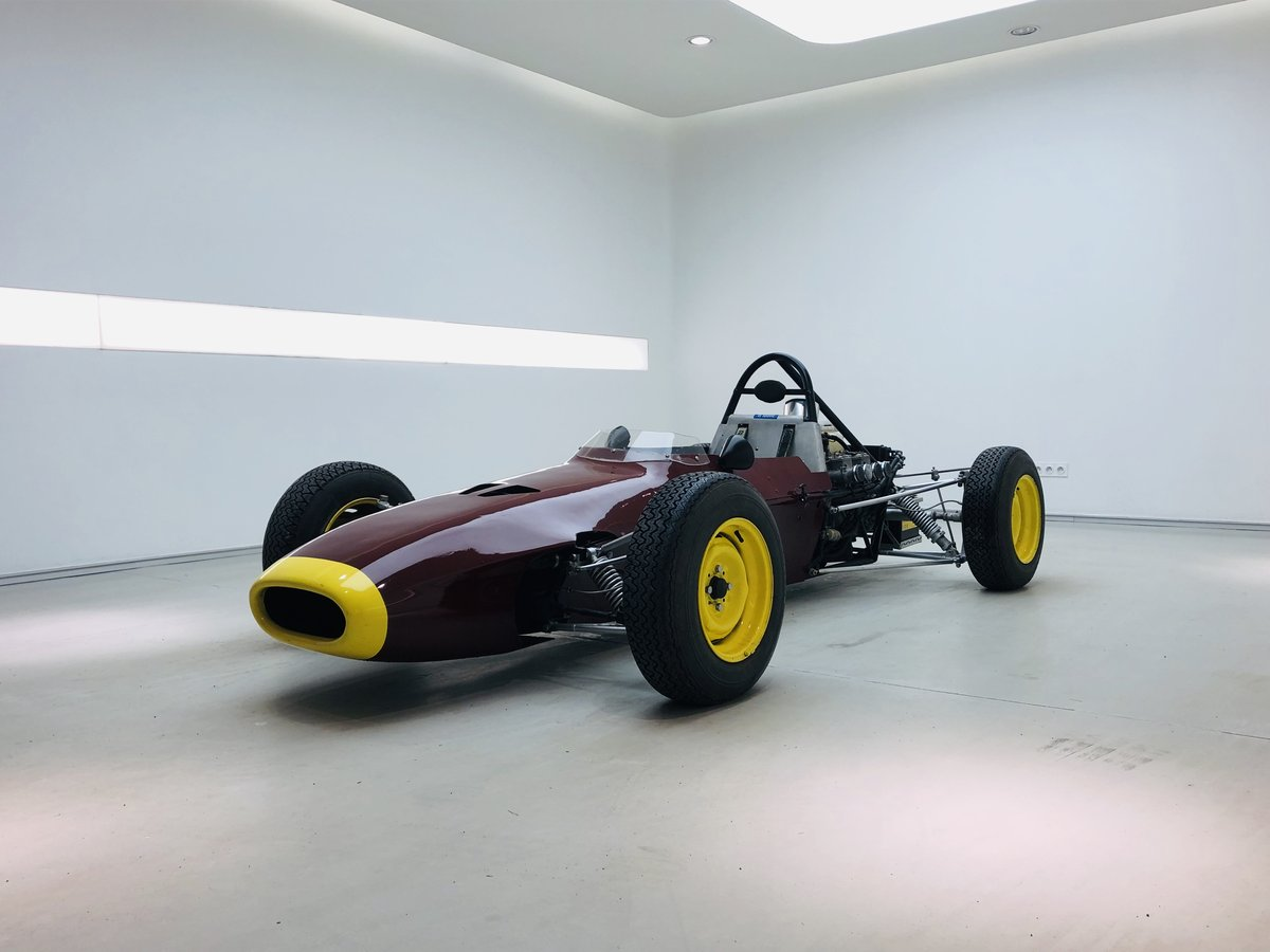 GERCA FORMULE FRANCE 1968 For Sale (picture 1 of 6)