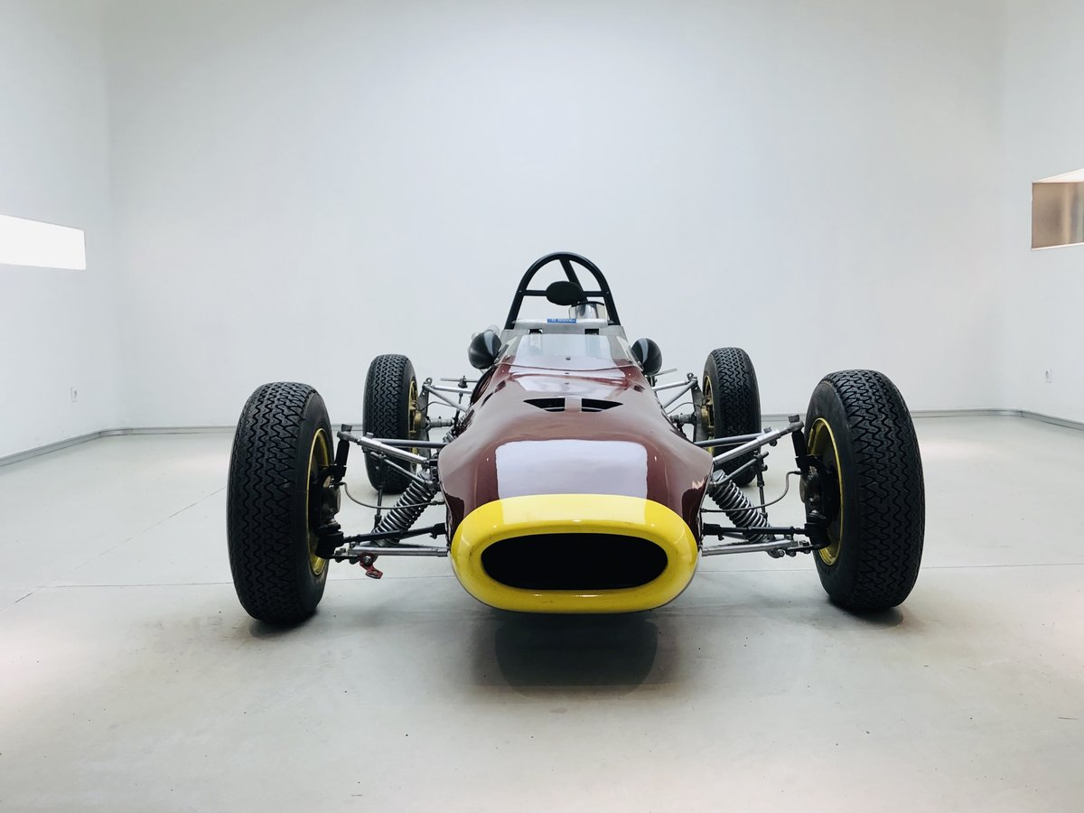 GERCA FORMULE FRANCE 1968 For Sale (picture 2 of 6)