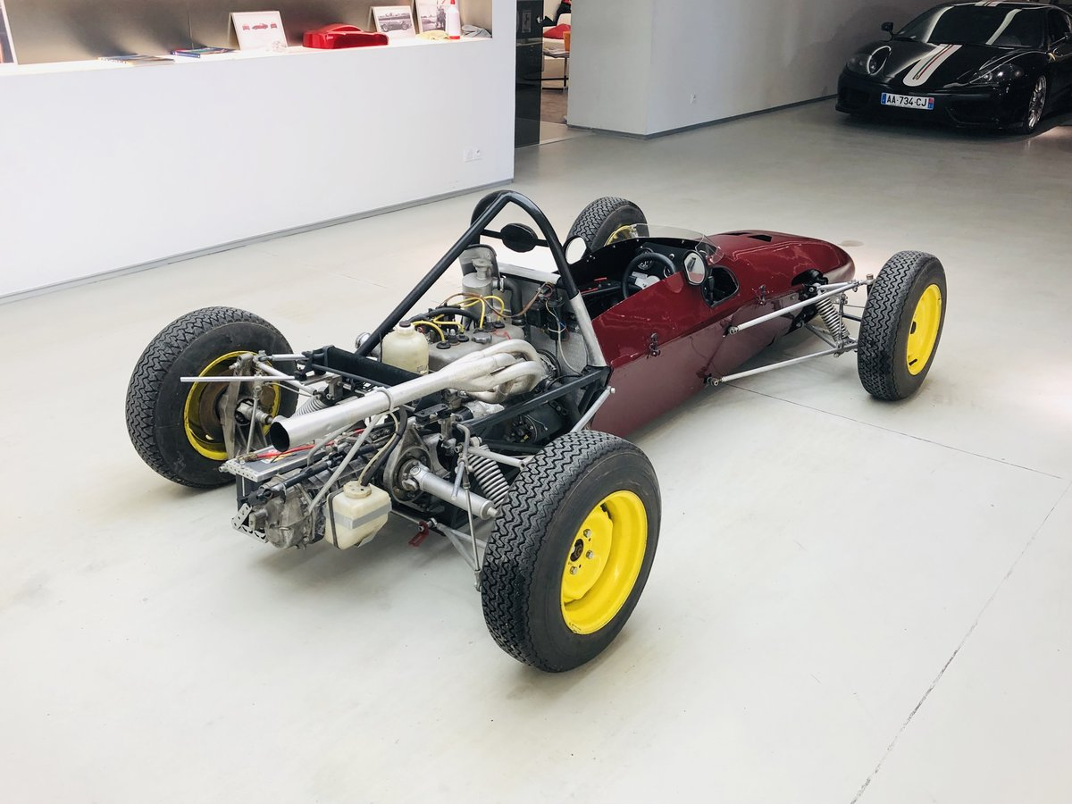 GERCA FORMULE FRANCE 1968 For Sale (picture 4 of 6)