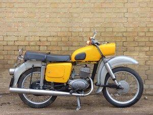 1974 MZ ES125/1 125cc SOLD