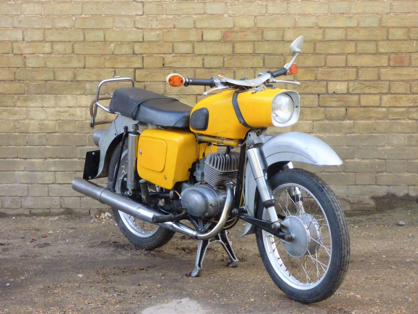 1974 MZ ES125/1 125cc SOLD (picture 6 of 6)