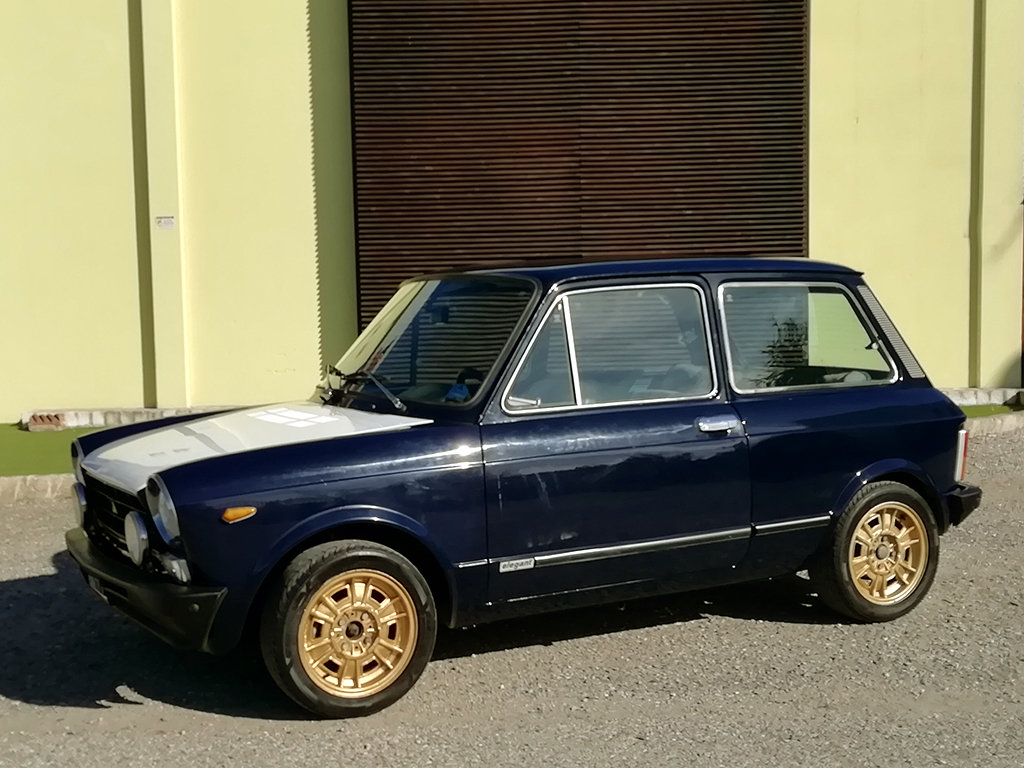 1975 AUTOBIANCHI A112 ELEGANT 1st - PREPARED - For Sale (picture 1 of 6)