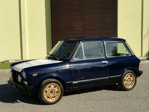 1975 AUTOBIANCHI A112 ELEGANT 1st - PREPARED - For Sale