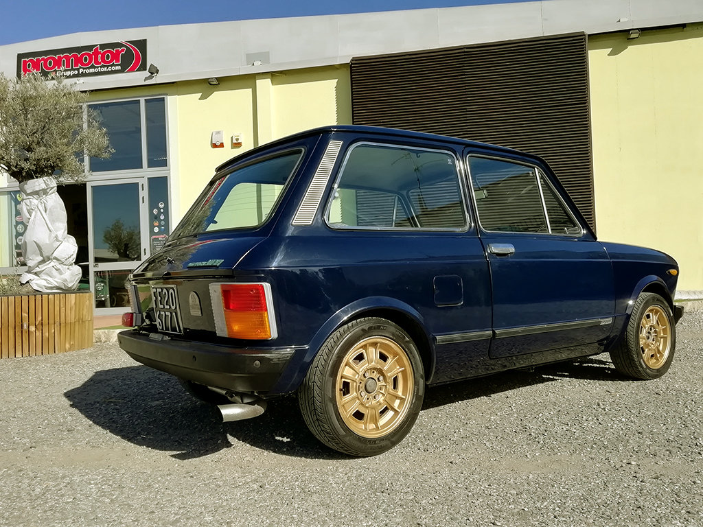 1975 AUTOBIANCHI A112 ELEGANT 1st - PREPARED - For Sale (picture 5 of 6)