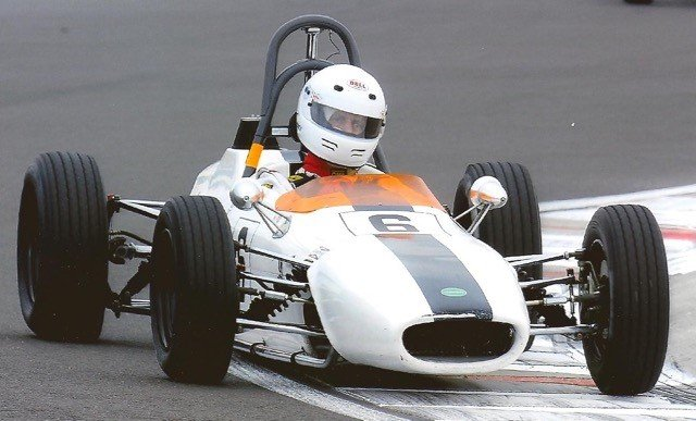 1969 Merlyn Mk 11A Historic FF1600 For Sale (picture 6 of 6)