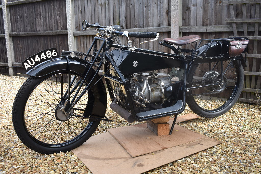 A 1920 ABC 398cc - 01/06/2019 For Sale by Auction (picture 1 of 6)