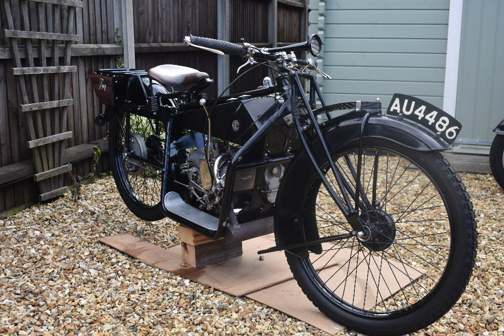 A 1920 ABC 398cc - 01/06/2019 For Sale by Auction (picture 3 of 6)
