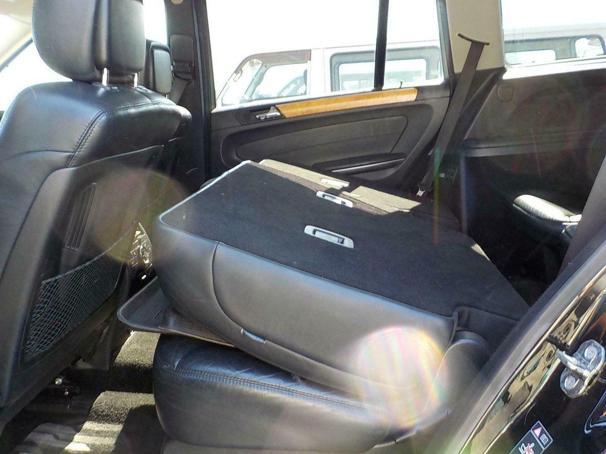 2008 Mercedes-Benz GL500 5.5 auto GL550 7 Seats Black/Black  For Sale (picture 6 of 6)
