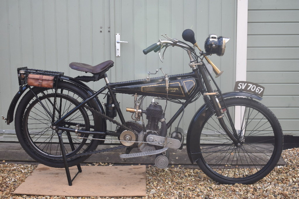 A 1919 Calthorpe - 01/06/2019 For Sale by Auction (picture 1 of 6)