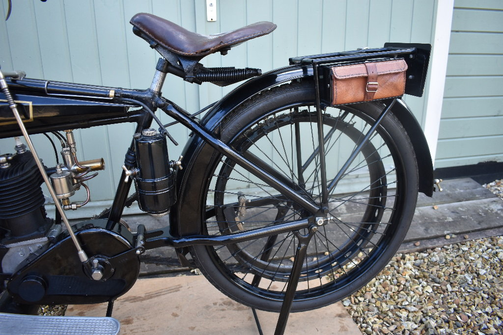 A 1919 Calthorpe - 01/06/2019 For Sale by Auction (picture 2 of 6)