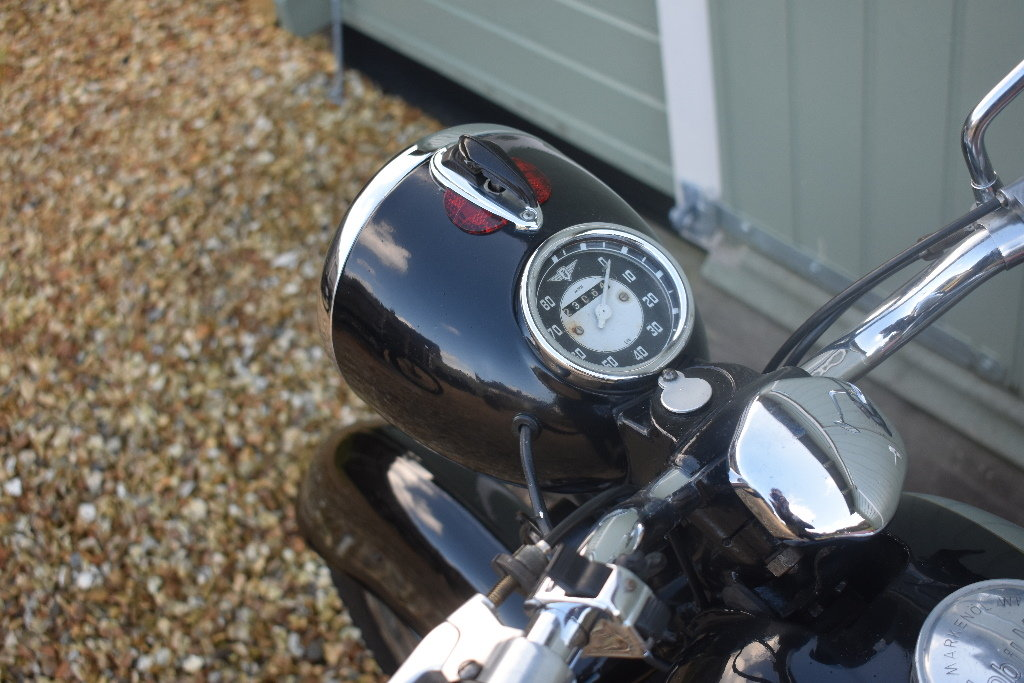 A 1957 Zündapp 201S - 01/06/2019 For Sale by Auction (picture 3 of 6)