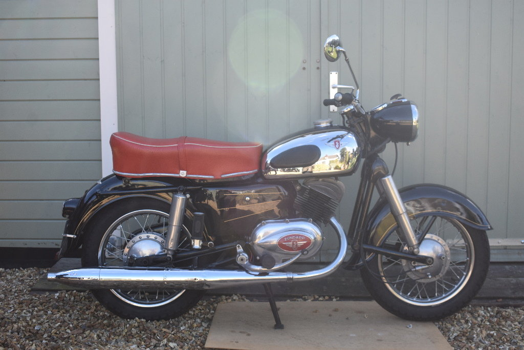 A 1957 Zündapp 201S - 01/06/2019 For Sale by Auction (picture 6 of 6)