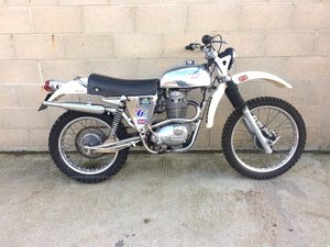 1968 Cheney BSA 441 Victor Enduro SOLD