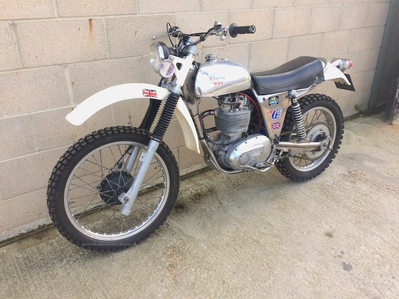 1968 Cheney BSA 441 Victor Enduro SOLD (picture 4 of 6)