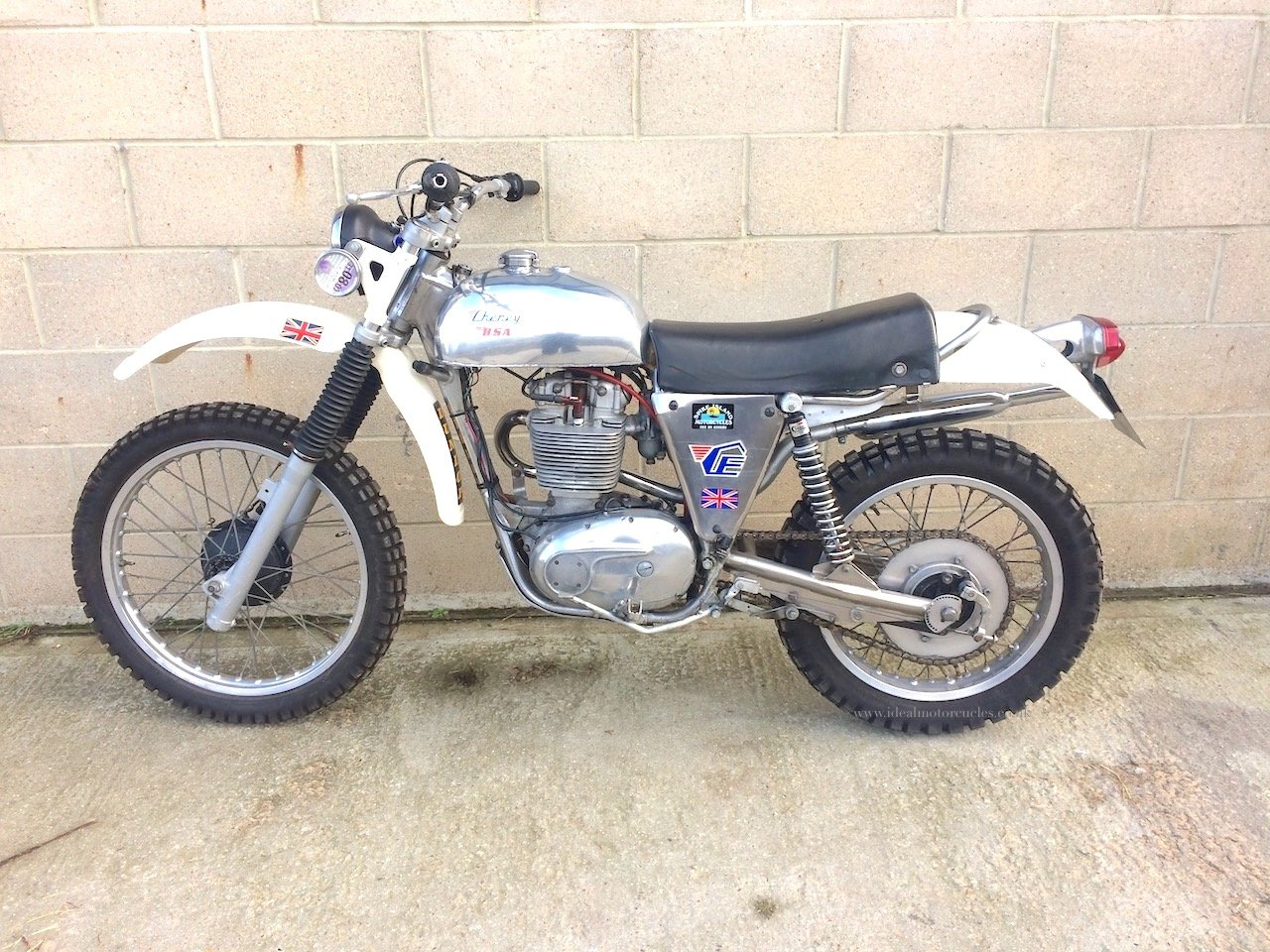 1968 Cheney BSA 441 Victor Enduro SOLD (picture 6 of 6)