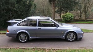 1986 Ford Sierra RS Cosworth 3dr SOLD