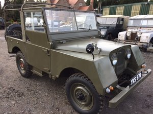 1952 minerva Jeep - Original 2 Litre - Drives Well For Sale