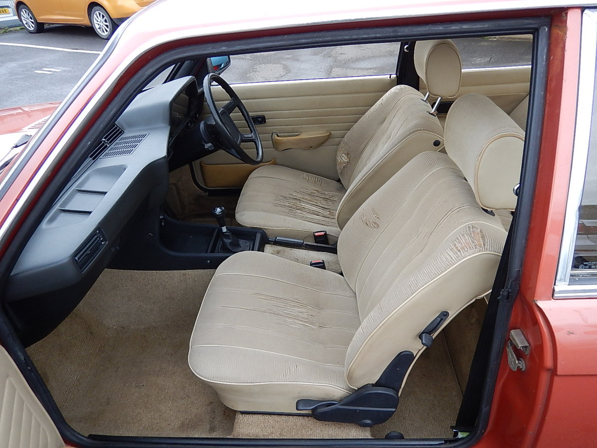 1982 BMW 316 E21 Two Door Saloon ~ Genuine Barn Find SOLD (picture 5 of 6)